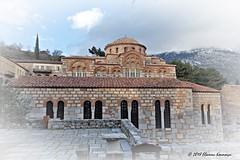 Μονή Οσίου Λουκά - Hosios Loukas (Eleanna Kounoupa) Tags: ελλάδα βοιωτία μονήοσίουλουκά μοναστήρια αρχιτεκτονική μεσοβυζαντινήτέχνη greece hosiosloukas monastery architecture boeotia στερεάελλάδα history ιστορία