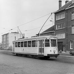 Strombeek (Station) (Tim Boric) Tags: strombeek tram tramway streetcar strassenbahn buurtspoorweg buurtspoorwegen vicinal vicinaux nmvb sncv typen brussel bruxelles brussels trolley interurban überlandbahn