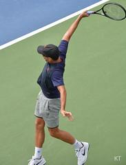 Tommy Robredo (Carine06) Tags: tennis usopen 2018 flushingmeadows corona newyork practice kt20180826050 tommyrobredo court4
