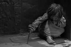 3393bnm (Corondin@) Tags: inocencia niño monocromo argentina