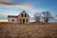 (No Stone Unturned Photography) Tags: abandoned house farm urbex