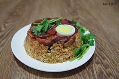 [self cooked] Fan Choy (饭菜) (Ken Goh thanks for 3 Million views) Tags: food photography pentax k1 dfa 2470 claypot rice fan choy 饭菜