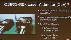DAK_5315r (crobart) Tags: bennu osirisrex asteroid samplereturn mission rom connects talk public royal ontario museum