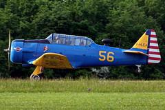 F-HLEA  C.6-188 49-3056 T-6G  La Ferté-Alais 14-05-16 (Antonio Doblado) Tags: fhlea c6188 493056 t6 northamerican texan aviación aviation aircraft airplane lafertéalais laferté