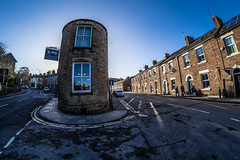 Durham City. . . (CWhatPhotos) Tags: cwhatphotos olympus omd em10 mk ll digital camera photographs photograph pics pictures pic picture image images foto fotos photography artistic that have which with contain weekend away sunny day fisheye fish eye 75mm samyang wide angle view flickr colpitts hotel colpits pub inn public house durham city north east england uk