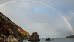 Porth Wen Brickworks Rainbow (RichRobson) Tags: anglesey porthwenbrickworks rainbow