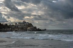 Winter in Kerfissien,Finistère,Brittany. (yann2649) Tags: finistere kerfissien plouescat sea seascape landscape brittany