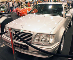E60 AMG Limited (Schwanzus_Longus) Tags: essen motorshow german germany modern car vehicle mercedes benz sedan saloon w124 e60 amg