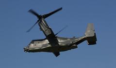 Transformer (crusader752) Tags: usaf usafe usairforce specialops bellboeing cv22a osprey tiltrotor 080050 rafmildenhall