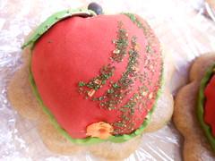 marcipánové jabĺčko