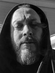 Self Portrait (mattlight0702) Tags: self portrait photo photography photographer beard outside sky house man