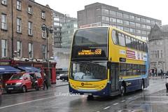Dublin Bus EV3 (07D30003). (Fred Dean Jnr) Tags: dublinbusyellowbluelivery busathacliath dublin ev3 dublinbusroute65b volvo b9tl alexander dennis enviro400 rend 07d30003 collegestreetdublin february2013