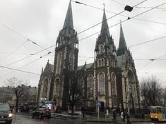 Church of Olga & Elisabeth (Kevin Biétry) Tags: kevinbiétry cold winter sexy sex iphonex ukraina ukraine olgachurchlviv olgachurch elisabeth olga eglise church lemberg lwow lviv