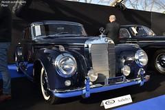 Mercedes 300SC Coupé 1956 (Monde-Auto Passion Photos) Tags: voiture vehicule auto automobile mercedes 300sc coupé noir black ancienne classique rare rareté collection vente enchère sothebys france paris vauban