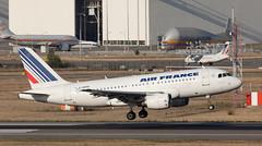 A319   F-GRHQ   TLS   20120917 (Wally.H) Tags: airbus a319 fgrhq airfrance tls lfbo toulouse blagnac airport