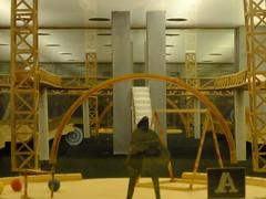 Stage Design (failing_angel) Tags: 091118 london kensingtonchelsea kensington designmuseum homefutures soil homeofthefuture