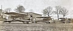 Junker J.I  turned over to allies near Tellancourt, France 11-19-18 NARA111-SC-42201-ac (SSAVE over 13 MILLION views THX) Tags: aircraft airplane biplane bomber germany german ww1 worldwari americanoccupation 1918