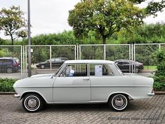 Opel Kadett A, 1964 (linie305) Tags: bochum ruhrgebiet ruhrpott ruhrarea liermann classic day liermannclassicday2018 auto automobil meeting show carshow oldtimer classiccar oldcar youngtimer german opel kadett kadetta 1964