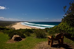 Long beach (jack eastlake) Tags: biamanga national park bermagui far south coast nsw bega valley beaches surfing long wildbeachaus