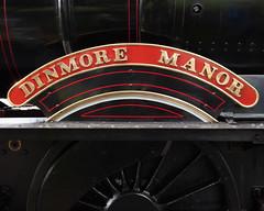 _1008717 (Stephen.Bingham) Tags: gloucestershirewarwickshiresteamrailway dinmoremanor dcg9 steamlocomotive steamengine ccbysa creativecommons attributionsharealike drivewheel gwsr
