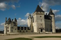 Château du Coudray-Montpensier à Seuilly (Indre-et-Loire) (Feldpost 14) Tags: 37 indreetloire seuilly coudraymontpensier château