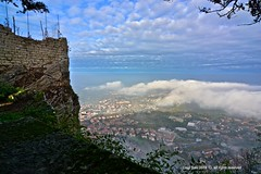 San Marino-09 (Luigi Sani) Tags: sanmarino italia emiliaromagna romagna landscape panorama nuvole clouds