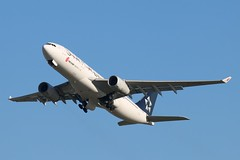 B-6091 - LHR (B747GAL) Tags: a330243 air china airbus lhr heathrow egll star alliance b6091