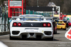 Ferrari 360 Challenge (belgian.motorsport) Tags: 360 challenge evo ferrari club france belgium belgio trackday meeting 2019 spa francorchamps