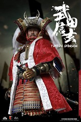 COOMODEL 20181215 CM-SE039 Takeda Shingen 武田信玄 - 01 (Lord Dragon 龍王爺) Tags: 16scale 12inscale onesixthscale actionfigure doll hot toys coomodel samurai