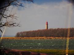 Leuchtturm Flügge - 09. Februar 2019 - Fehmarn - Schleswig-Holstein - Deutschland (torstenbehrens) Tags: leuchtturm flügge 09 februar 2019 fehmarn schleswigholstein deutschland olympus penf m42 ef 218mm f4