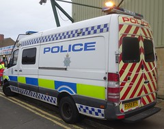 Lincolnshire Police (FX59 BTY) (ferryjammy) Tags: lincolnshire fx59bty police