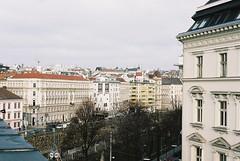 Vienna,Austria (SaintPaula) Tags: vienna austria builgings albertina museum picasso mon monet art film filmphotography filmisnotdead kodak portra nikon photography n80 beautiful sky city