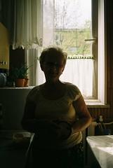 000030 (dominika.pancerz) Tags: 35mm analog analogue grandma love canoneos1000 canon kodak kodak200 film