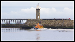 IMG_0090-7 (Scotchjohnnie) Tags: whitby lighthouse pier northsea riveresk eastpier lifeboat rnli rnlbforwardbirmingham yorkshire northyorkshire canon canoneos canon7dmkii canonef70200mmf28lisiiusm scotchjohnnie