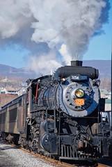 SteamTown (The Vintage Lens) Tags: steam engine coal powered locomotive vintage rails railroad scranton pa