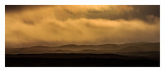 HSS Rain Clouds (ianmiddleton1) Tags: rannochmoor glencoe panorama moorland hills mountains rain sunshine hss sliderssunday