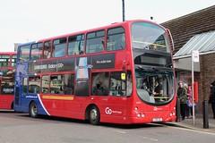 Go North East 6907 / LX06 EBJ (TEN6083) Tags: northshields railwayterrace eclipsegemini wrightbus b7tl volvo lx06ebj 6907 gonortheast transport buses publictransport bus nebuses