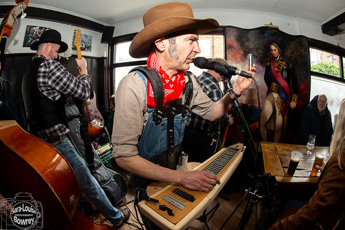 Saturday Unplugged: The Haystingers