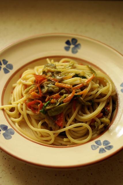 pasta con verdure (3)