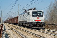 E189 823 DB CARGO ITALIA - BOLOGNA CINTURA (Giovanni Grasso 71) Tags: e189 823 db cargo italia bologna cintura nikon d610 giovanni grasso es64f4 siemens