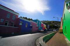 Wale St, Bo-Kaap, Cape Town (Andrey Sulitskiy) Tags: bokaap capetown southafrica