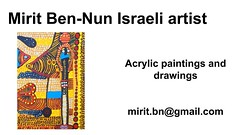 Mirit Ben-Nun israeli women woman female art projects of art work works of artists (female art work) Tags: material no borders rules by artist strong from language influence center art participates exhibition leading powerful model diferent special new world talented virtual gallery muse country outside solo group leader subject vision image drawing museum painting paintings drawings colors sale woman women female feminine draw paint creative decorative figurative studio facebook pinterest flicker galleries power body couple exhibit classic original famous style israel israeli mirit ben nun