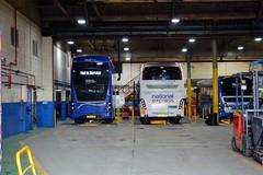 Go Ahead South (PD3.) Tags: go ahead goahead group gsc south coast eastleigh hampshire england uk bus buses psv pcv barton park hants dorset bluestar