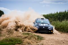 Rally argentino - Rally de Toledo 2019 (Javier N. Martínez R.) Tags: vwgol vw dust rally argentino toledo cordoba automovilismo motorsports actionshot rallye rallying