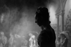 Portrait of a Ballerina (Yuri Kuchumov) Tags: premium arista kodak theatre dancer dance russianballet ballet m39 collapsible summicron m6 vintageanalog vittagecamera blackwhite blackandwhite bw skan russianfilm onalog film portrait leica leicacl leicarussia leitz leitzcamera filmcamera