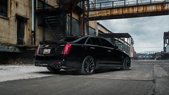 CADILLAC CTS-V 2 (Arlen Liverman) Tags: exotic maryland automotivephotographer automotivephotography aml amlphotographscom car vehicle sports sony a7 a7iii ctsv cts cadillac urban alley