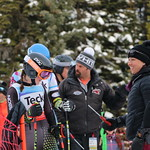 2019 U14 Provincials hosted by Prince George Ski Club - start gate