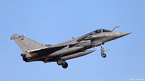 Aeronavale Dassault Rafale M, '11', 12F, TLP 2019-1, Albacete AFB/LEAB