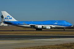 PH-BFY (KLM) (Steelhead 2010) Tags: klm boeing b747 b747400 yyz phreg phbfy