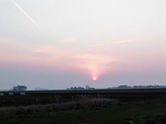 Evening sun over Drenthe (BernardusM) Tags: eveningsun landscape drenthe spring